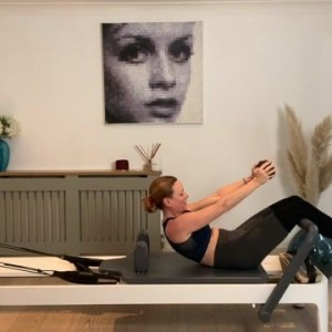 Full Body Express Reformer Workout - 1 heavy weight - 35 mins NEW RELEASE