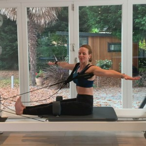 Classical Mat on the Reformer Part 2 - 45 mins