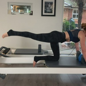 Full Length Reformer Jump class with Overball - 60 mins